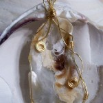 Shell Pendant-sold