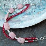 Rhodochrosite...the pink love stone