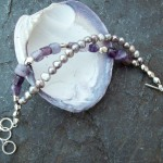 Amethyst and Freshwater Pearls