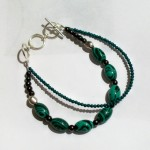 Malachite and Hematite