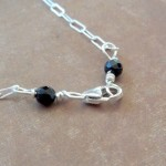 Black Onyx-faceted