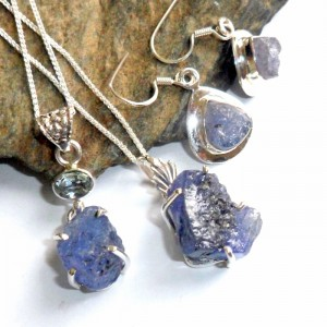 Tanzanite Jewelry from earthegy