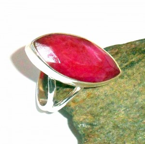 Ruby Ring from earthegy